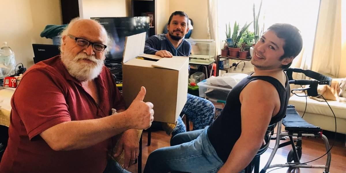 Familias entrelazadas: Fundación Ronda se une a la lucha contra el hambre entregando cajas de alimentos