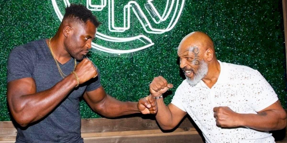 Mike Tyson confirma su regreso al cuadrilátero