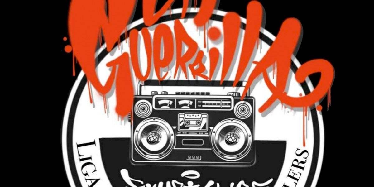 La historia de la Guerrilla, una liga de 'freestyle' callejero