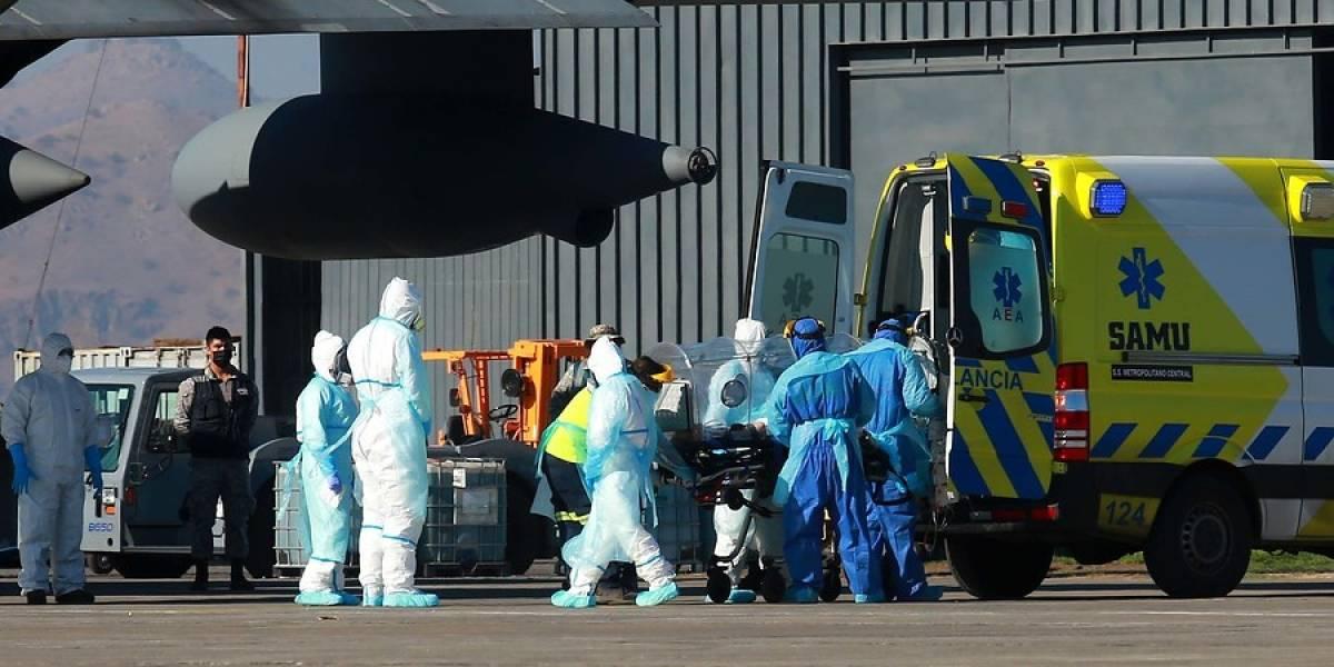 Chile se acerca a los 350 mil contagios: 2.133 casos nuevos de covid-19 y 75 fallecimientos