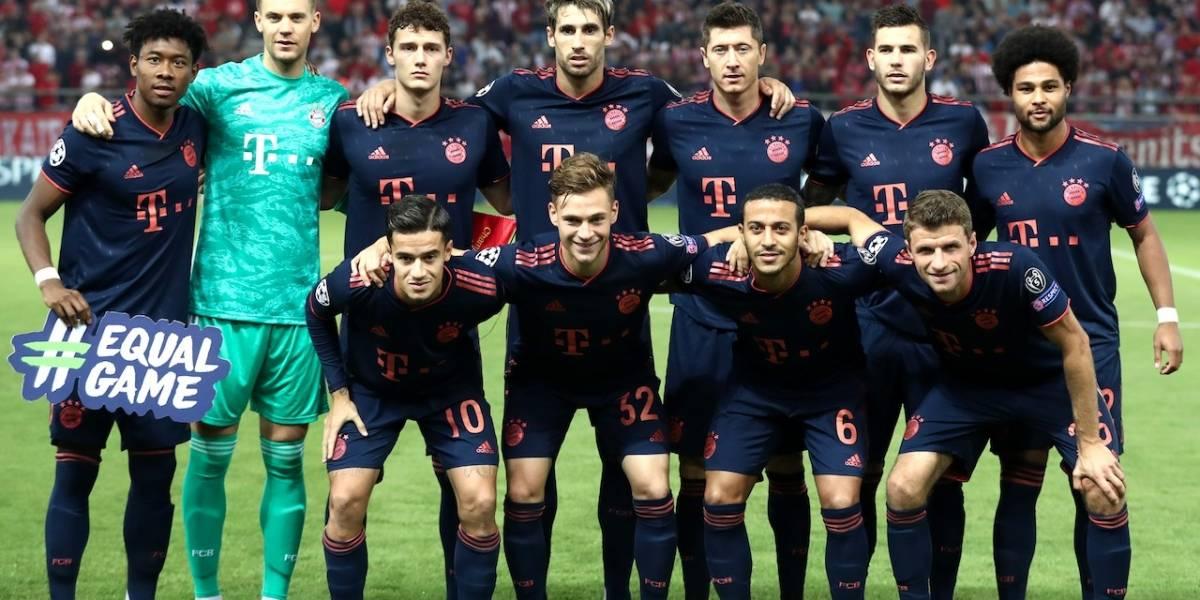 Bayern Múnich no podrá contar con importante futbolista para jugar contra el Borussia Dortmund