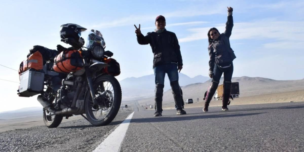 Motoviajeros piden ayuda para volver a Colombia: están atrapados en diferentes países de Suramérica