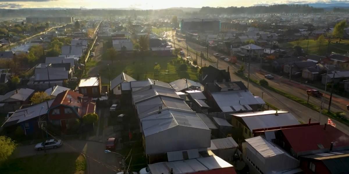 Siempre puede ser peor: revelan grave problema de contaminación del aire en Osorno y Puerto Montt