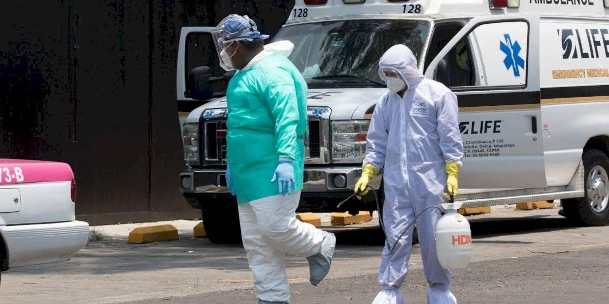México 'supera' a Irán y se convierte en el noveno país con más decesos por Covid-19
