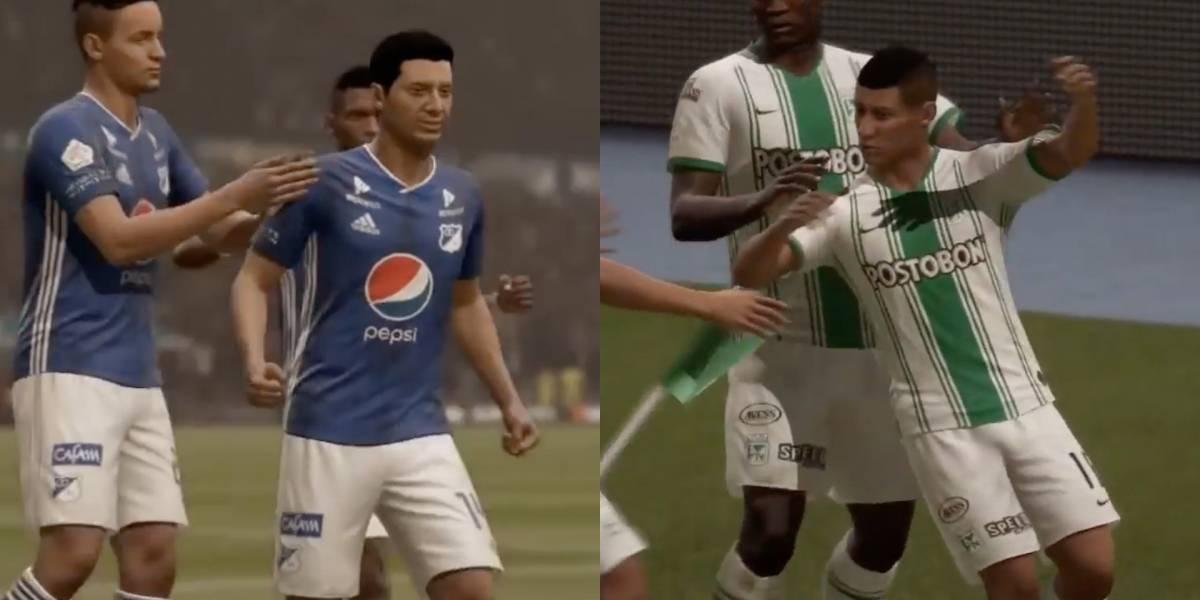 Millonarios vs. Nacional: ¡Clásico en la eLiga Dimayor! Duelo de grandes por un cupo a semifinales