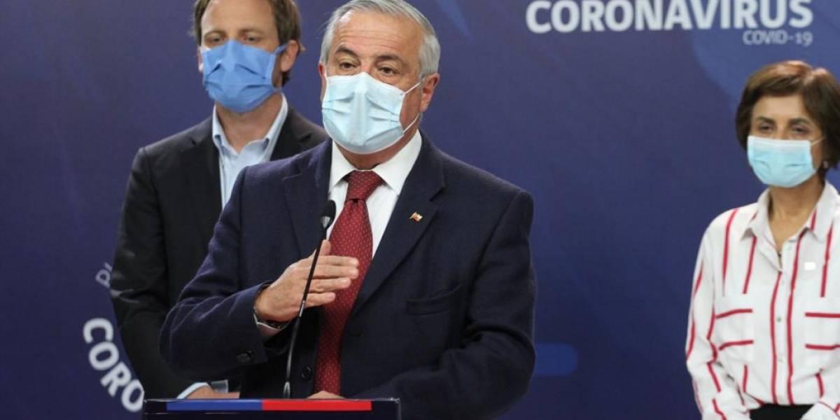 Posta Central, Félix Bulnes y Clínica municipal de Las Condes estarán 100% disponibles para pacientes covid