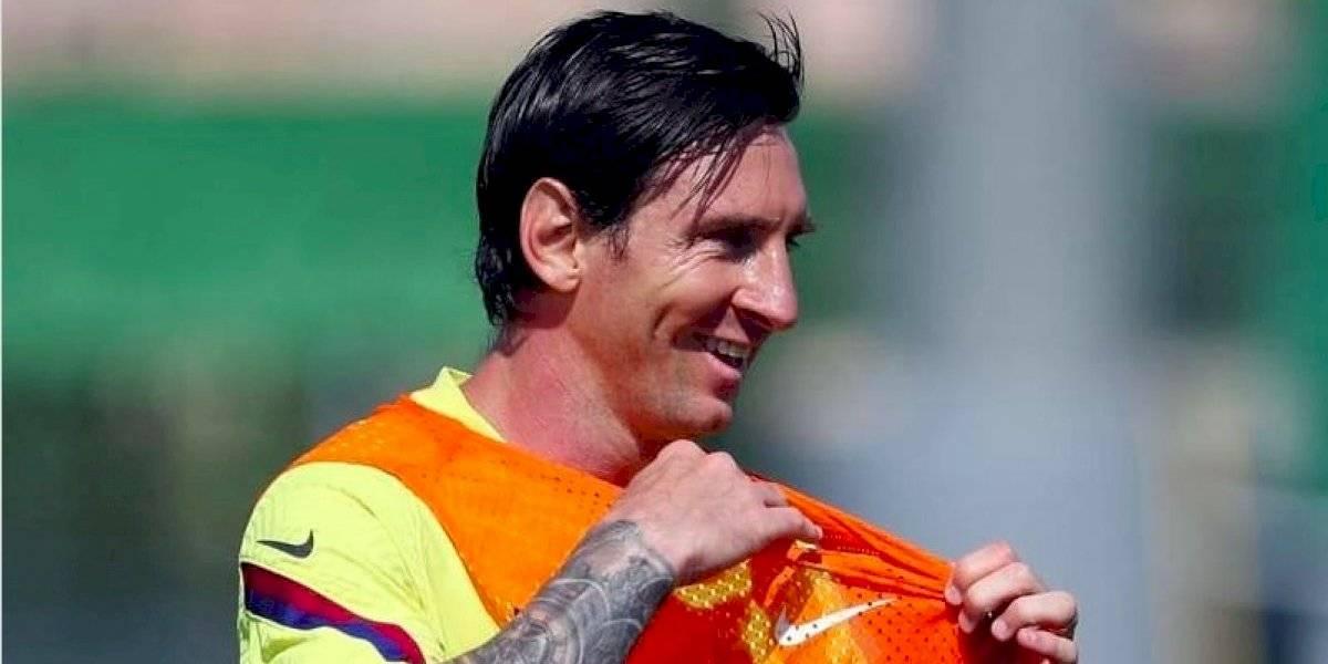 Messi le hace pasar un gran susto a sus seguidores en Instagram