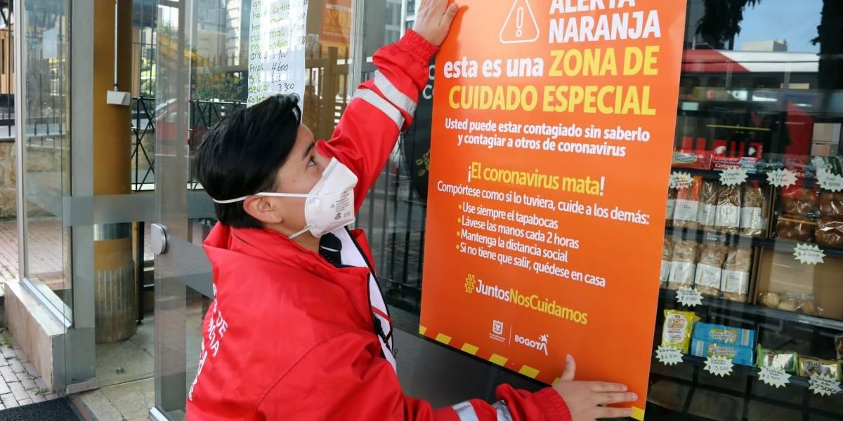 Coronavirus en Bogotá: aumentan los muertos y contagios, van 7.386 casos