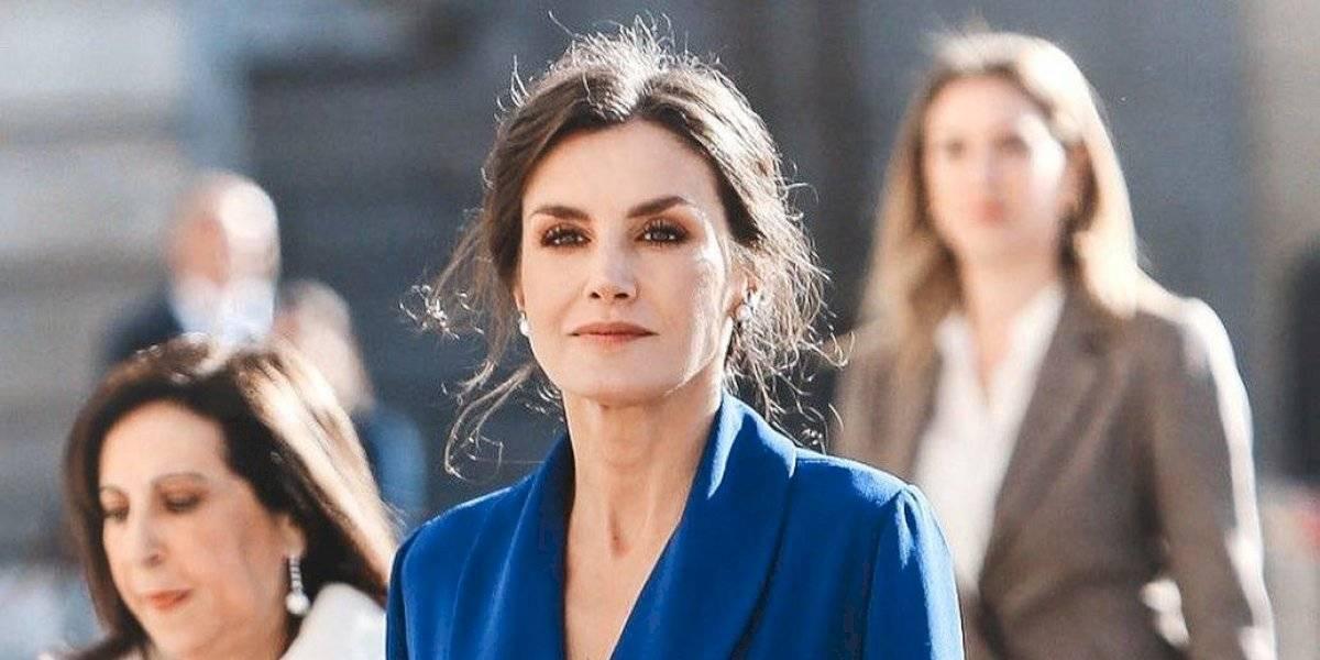 Te sorprenderá conocer cuál es el vestido más costoso del armario de la reina Letizia, firmado por Carolina Herrera