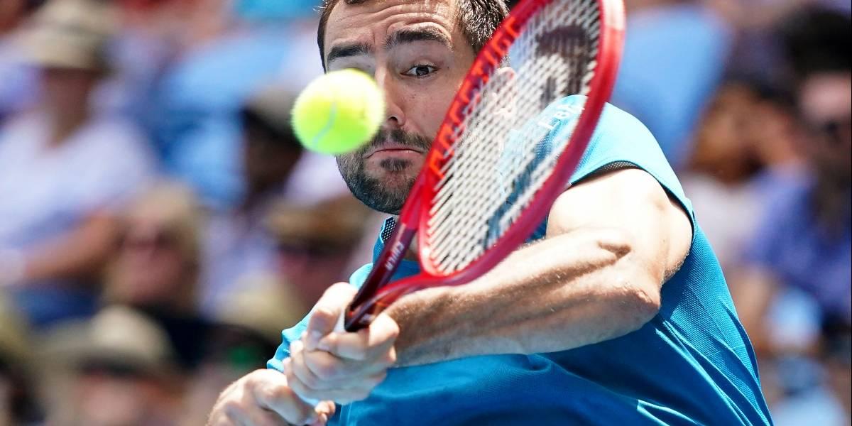 Tenis.-Los croatas Cilic y Coric se unen a la gira benéfica organizada por Djokovic