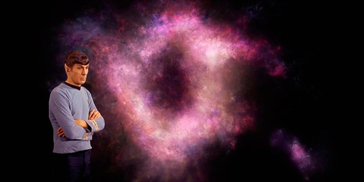 Raro anillo de fuego en el espacio cuestiona las teorías de origen de las galaxias