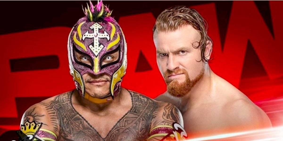 WWE sorprende al anunciar la despedida del Rey Mysterio