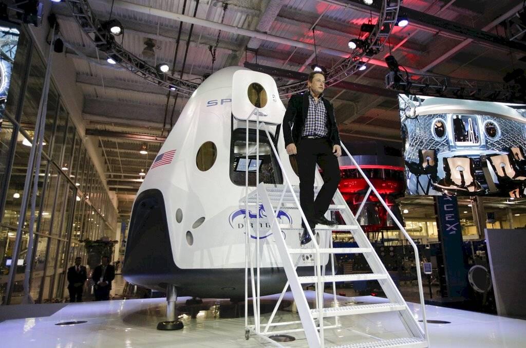 Elon Musk, fundador de SpaceX y Tesla