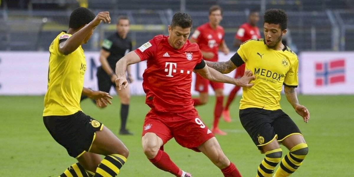 Bayern vence al Dortmund y se acerca a conquistar nuevamente la Bundesliga