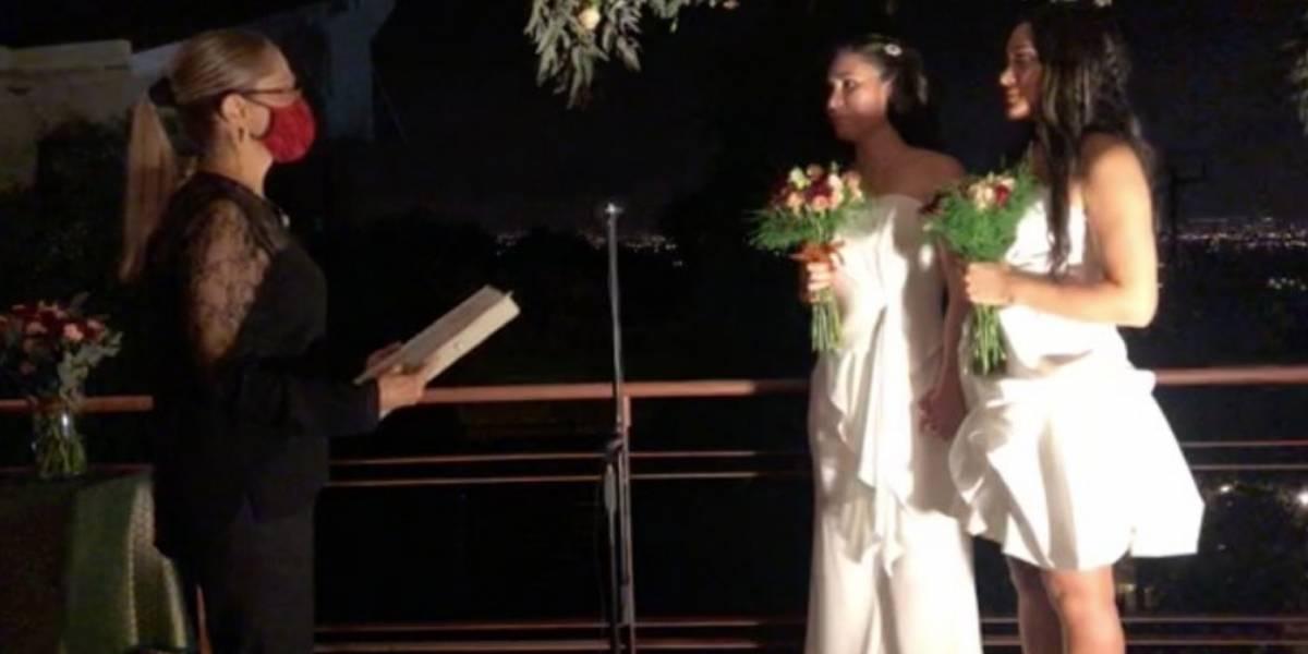 Con una ceremonia en vivo y los aplausos de Bachelet: Costa Rica conmemora la entrada en vigencia del matrimonio igualitario