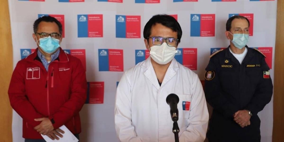 Otro caso más en el Gobierno: confirman positivo por covid-19 del seremi de Salud de Valparaíso