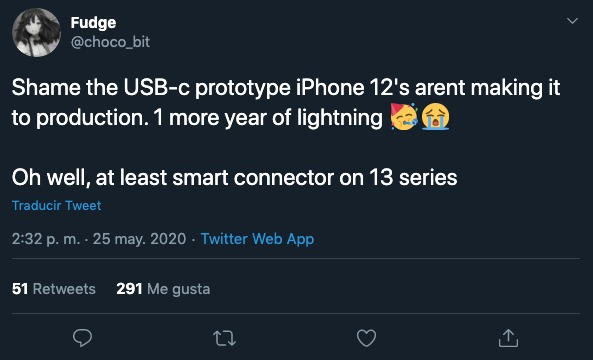 Apple iPhone USB-C