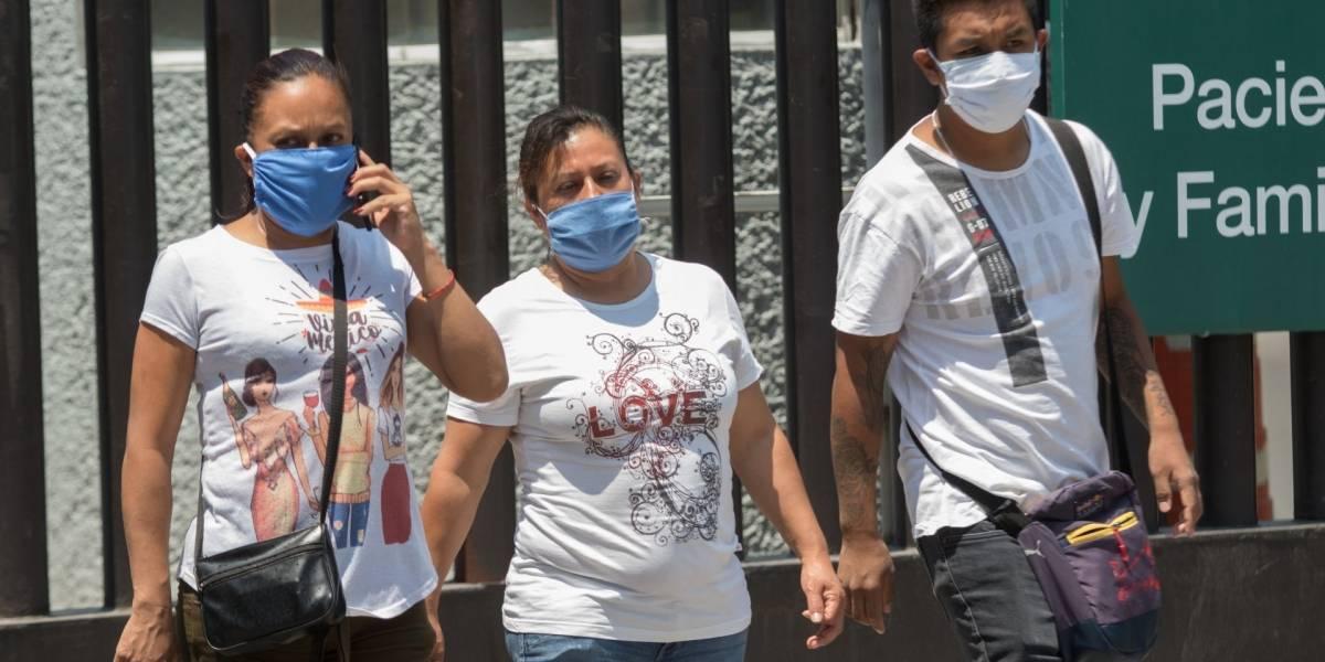 México registra 501 muertes por Covid-19 en un día y supera las 8 mil