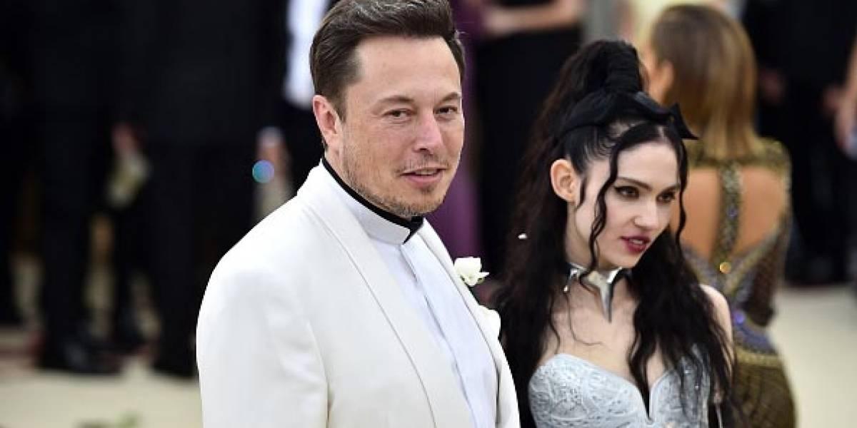 Elon Musk tiene problemas con el nombre de su hijo y lo cambia, ¿X Æ A-12?