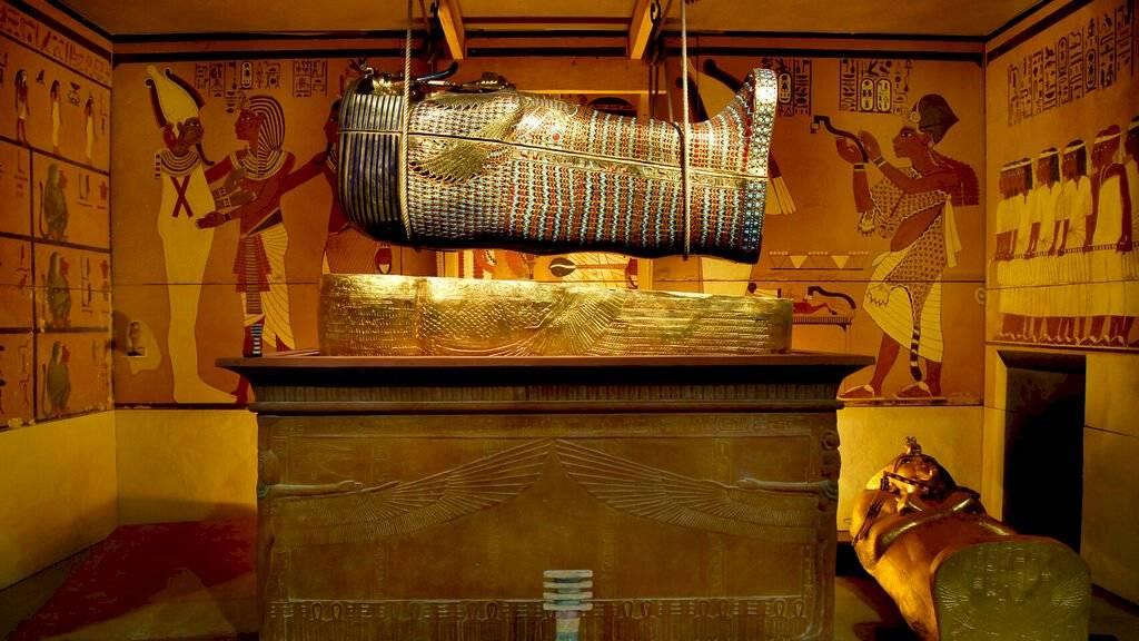Egipto Tumba de Tutankamón