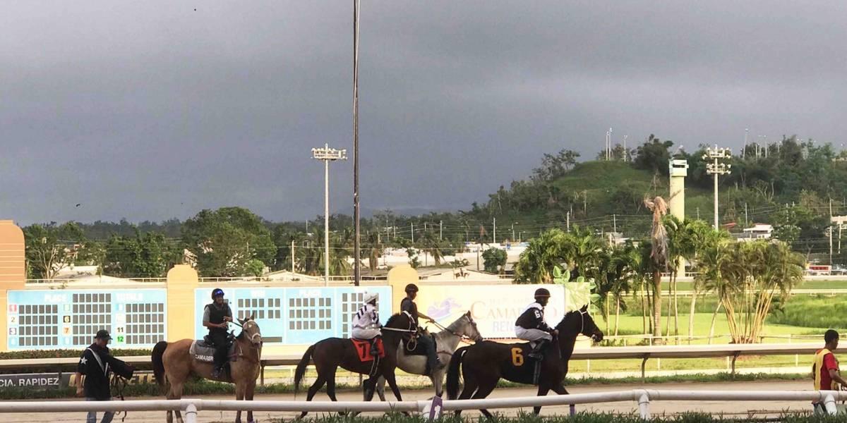 Jinete en Puerto Rico confirma dio positivo al COVID-19