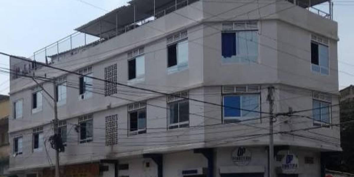 El hostal de la solidaridad en Barranquilla en medio de la pandemia