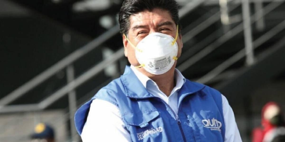 Jorge Yunda habla sobre el funcionamiento de las pruebas PCR y la investigación
