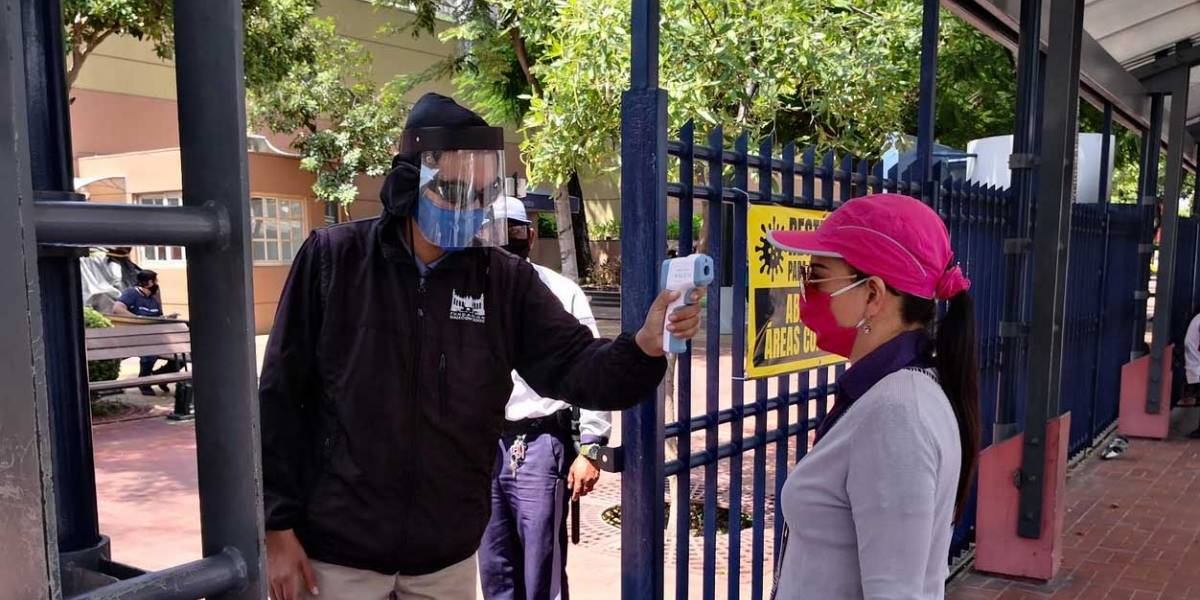 Cifras coronavirus en Ecuador 29 de mayo: 38.571 contagiados y 3.334 fallecidos