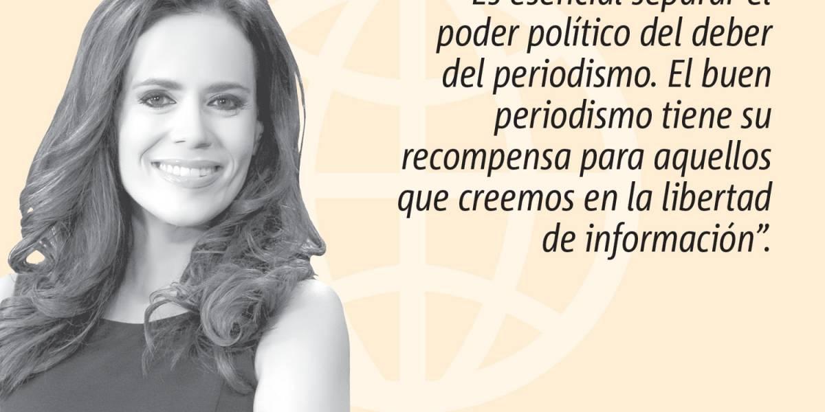 Opinión de Mariliana Torres: Periodismo a flote