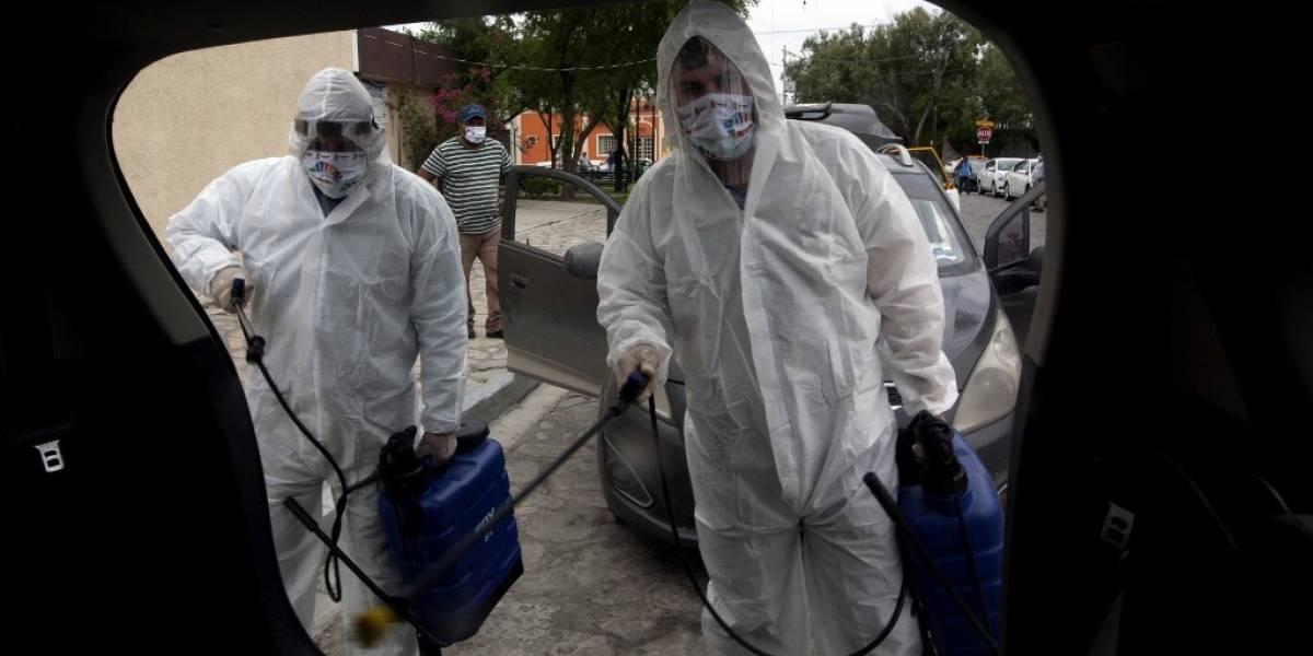 Muertos por coronavirus hasta hoy, 31 de mayo de 2020
