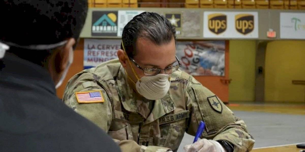 Guardia Nacional recibe extensión federal para  labores contra el COVID-19 en la Isla