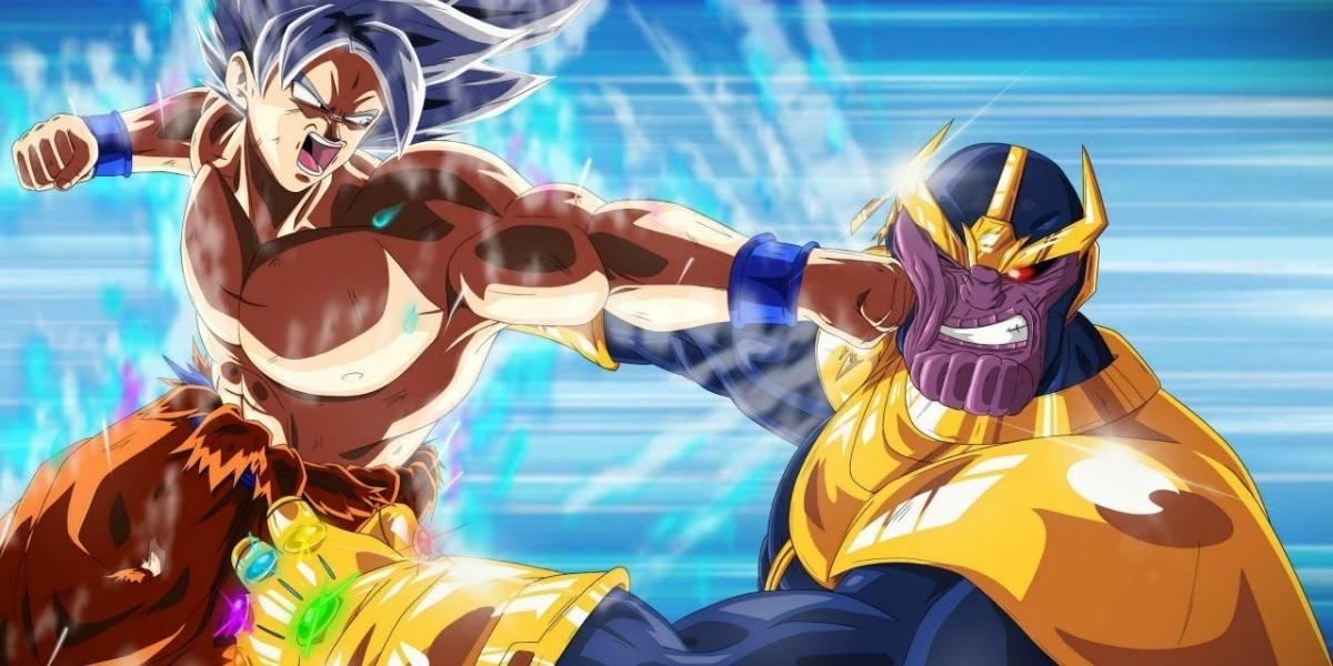 Dragon Ball y Marvel: ¿quién ganaría en una pelea entre Gokú y Thanos?