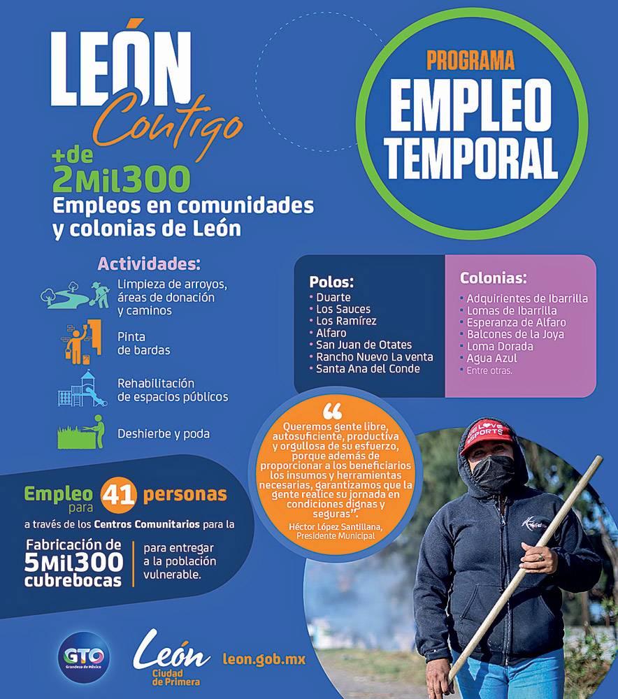 Anuncio Gobierno de Guanajuato edición León del 27 de mayo del 2020, Página 03
