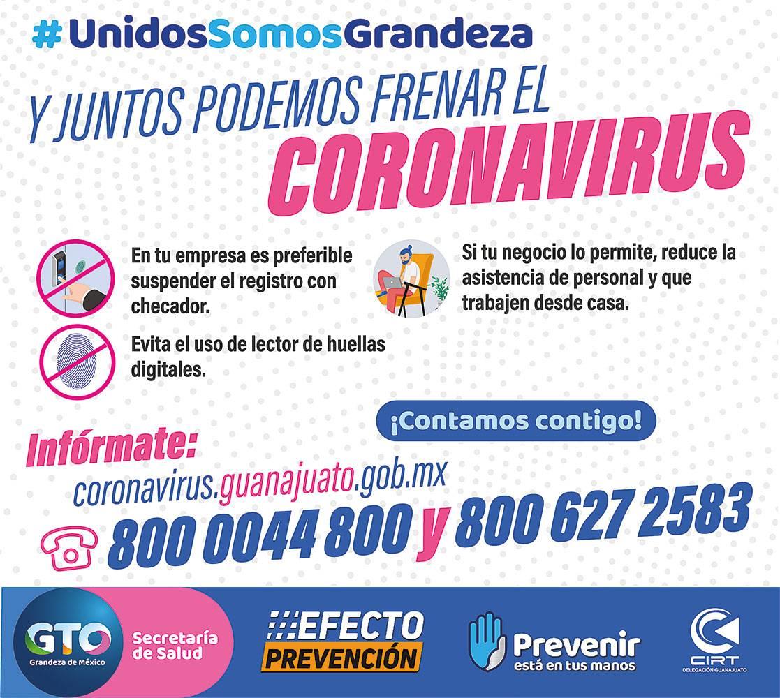 Anuncio Gobierno de Guanajuato edición León del 27 de mayo del 2020, Página 05