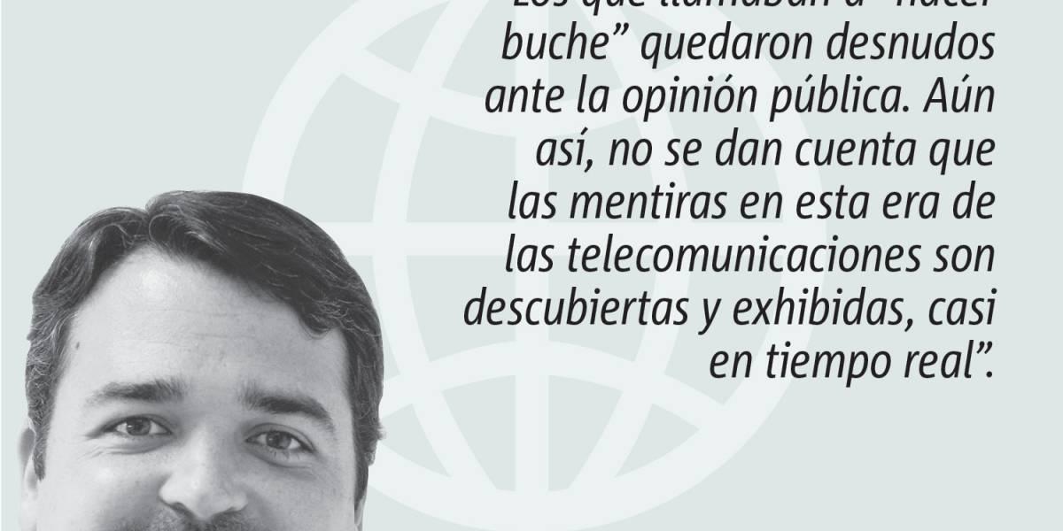 Opinión de Alejandro J. Figueroa: Las mentiras…