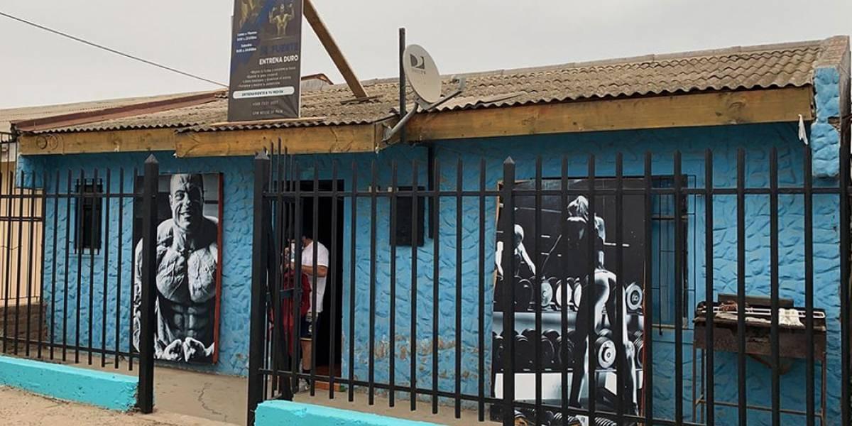 De nuevo en la costa: gimnasio clandestino funcionaba sin respetar medidas sanitarias en Viña del Mar