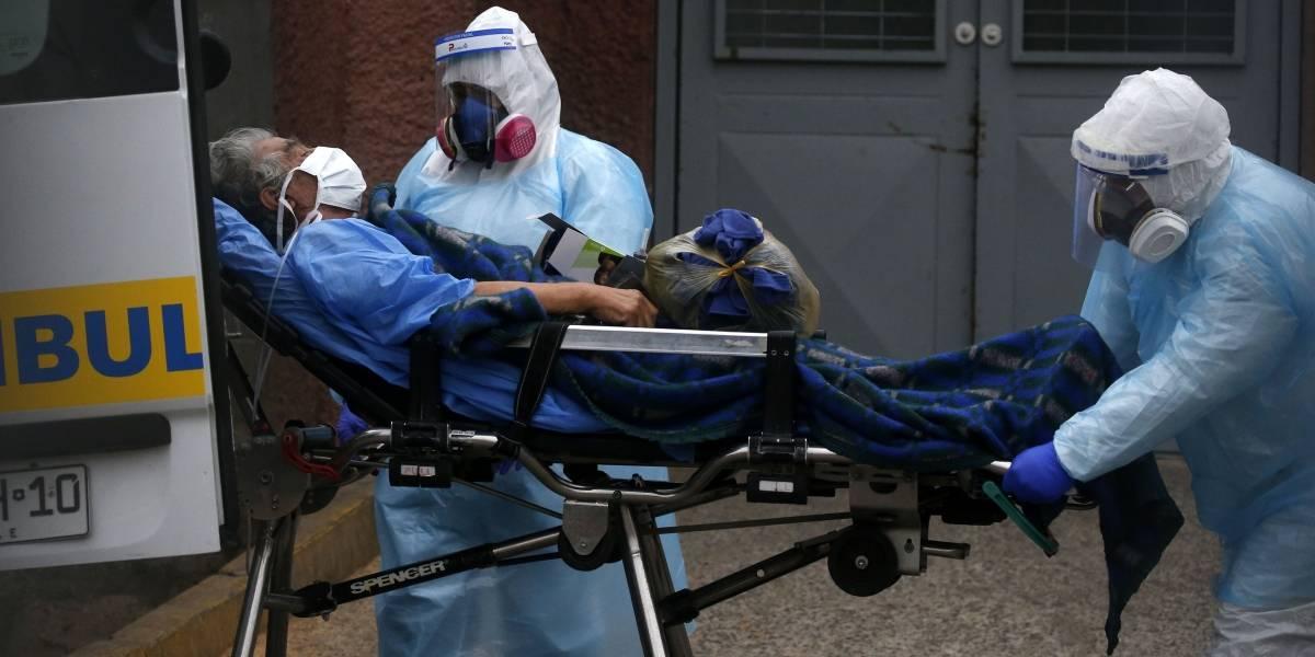 Informe del Minsal: Santiago y Puente Alto siguen siendo las comunas con más contagios confirmados