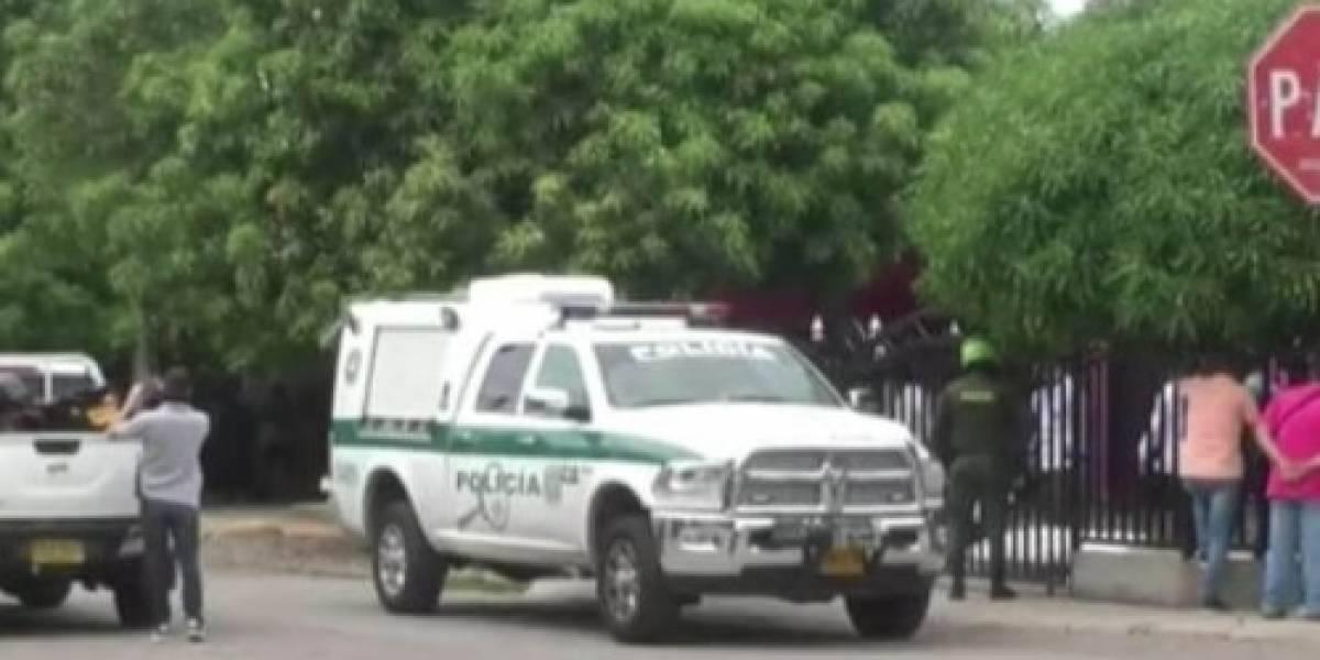 Agente del CTI baleó a presuntos ladrones que asaltaron a su hermana