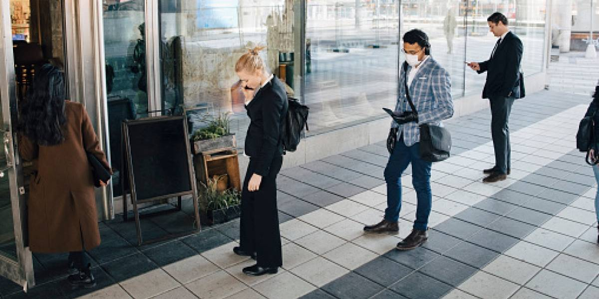 Estudio de Harvard: El distanciamiento social deberá extenderse hasta el 2022