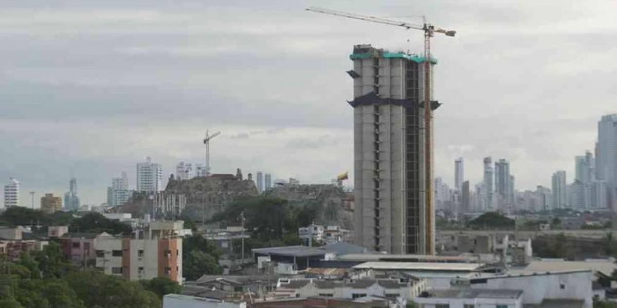 Ordenan demolición del polémico edificio Aquarela en Cartagena