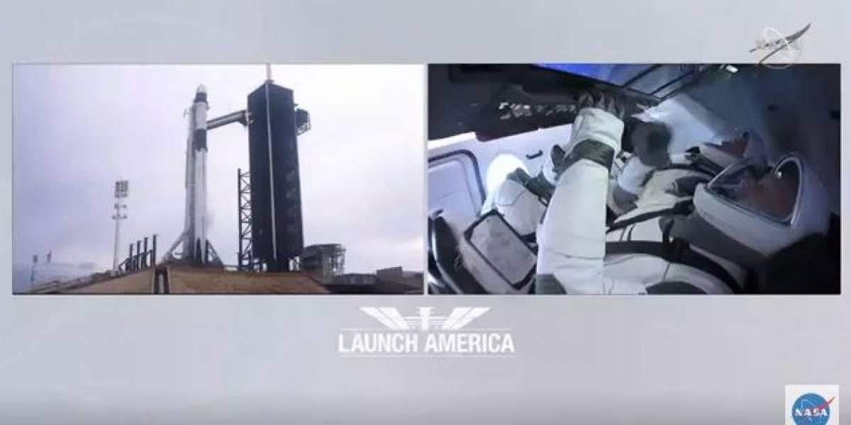 Conoce el nuevo día y hora del lanzamiento del Falcon 9, cancelado este miércoles por mal clima