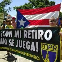 Jubilados exigen se incluya Proyecto Retiro Digno en sesión extraordinaria