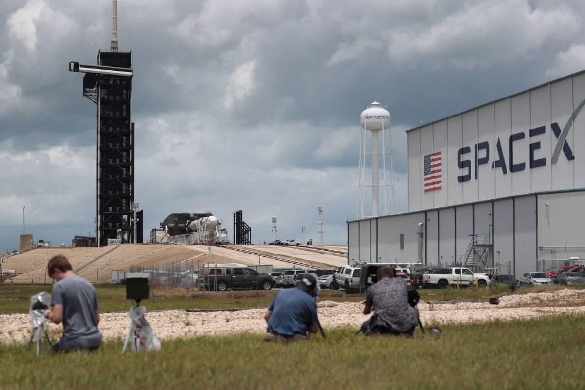 Se suspende lanzamiento de SpaceX por mal tiempo: será este sábado – Noticias Chile