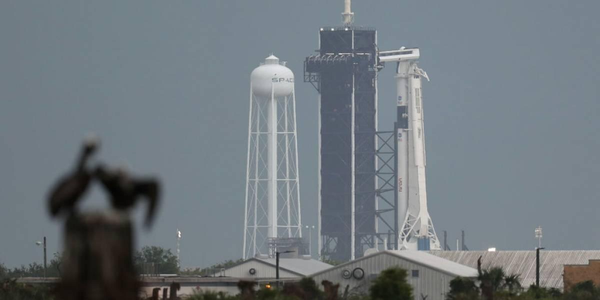 SpaceX: ¿A qué hora y cómo ver el lanzamiento que abre era de los viajes comerciales al espacio?