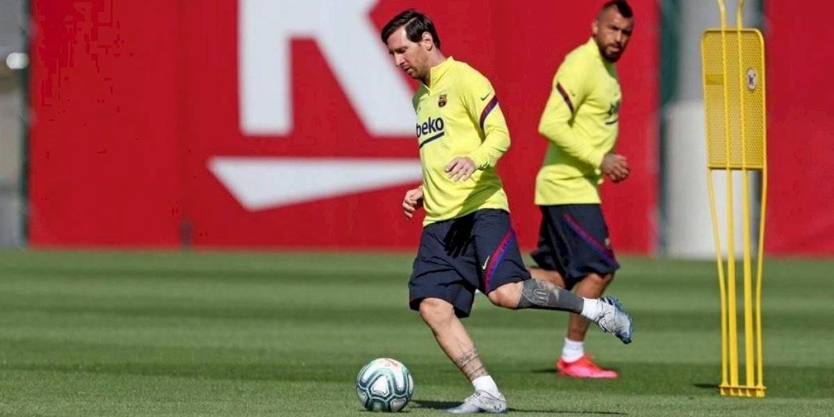 Messi habla sobre cómo será el regreso del futbol en época de coronavirus