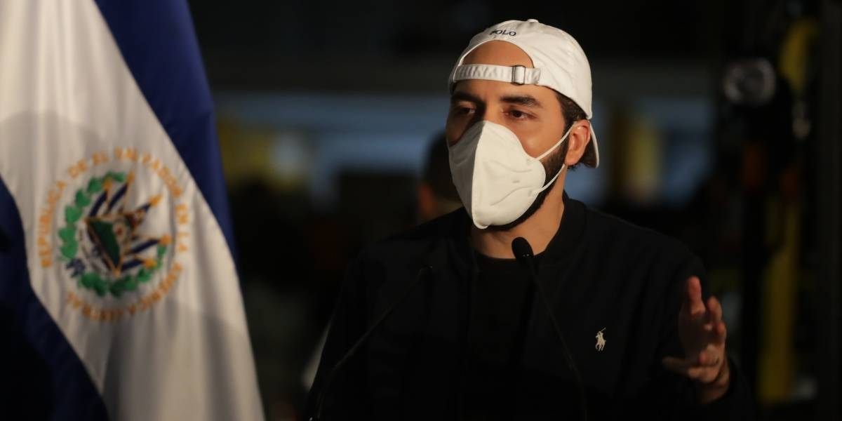 Nayib Bukele confesó que toma hidroxicloroquina y pide a OMS revisar su uso contra el COVID-19