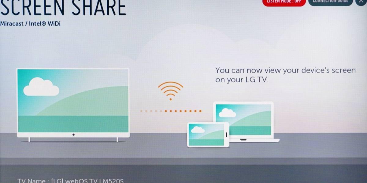 Con estos sencillos pasos aprenderás a compartir la pantalla de tu celular en un Smart TV