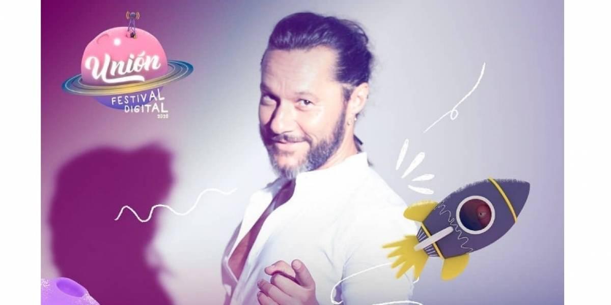 """Unión Festival Digital presenta su tercera edición con """"más artistas, más beneficios y más aliados"""""""
