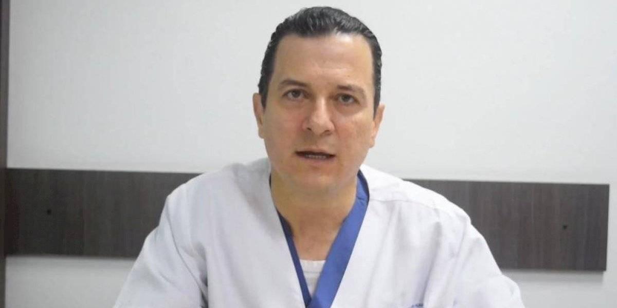 Así fue el transplante de hígado de la esposa y la hija del alcalde de Medellín