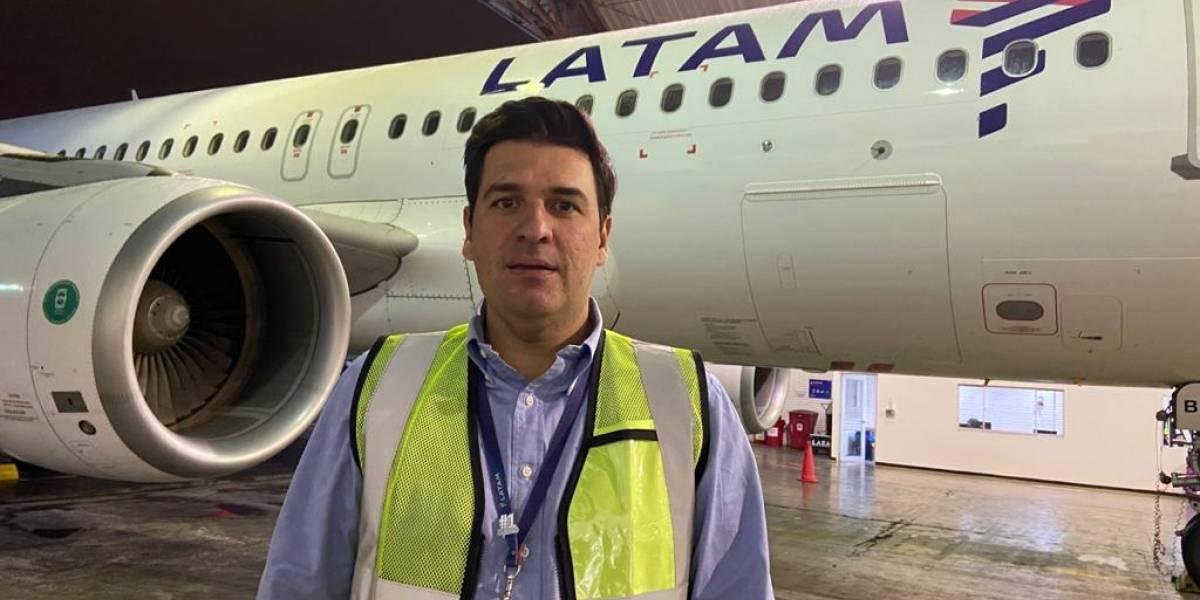 """""""Estamos listos para retomar nuestras operaciones en el país una vez el gobierno lo autorice"""": CEO de LATAM en Colombia"""